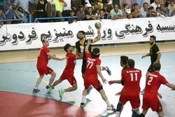 Iran thrashes Jordan at Asian Junior Handball C'ship