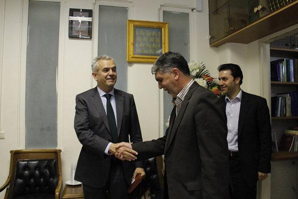 Iran, Spain to broaden cultural ties