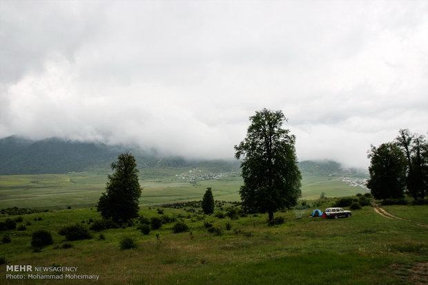 Gülistan eyaletinin doğal güzellikleri