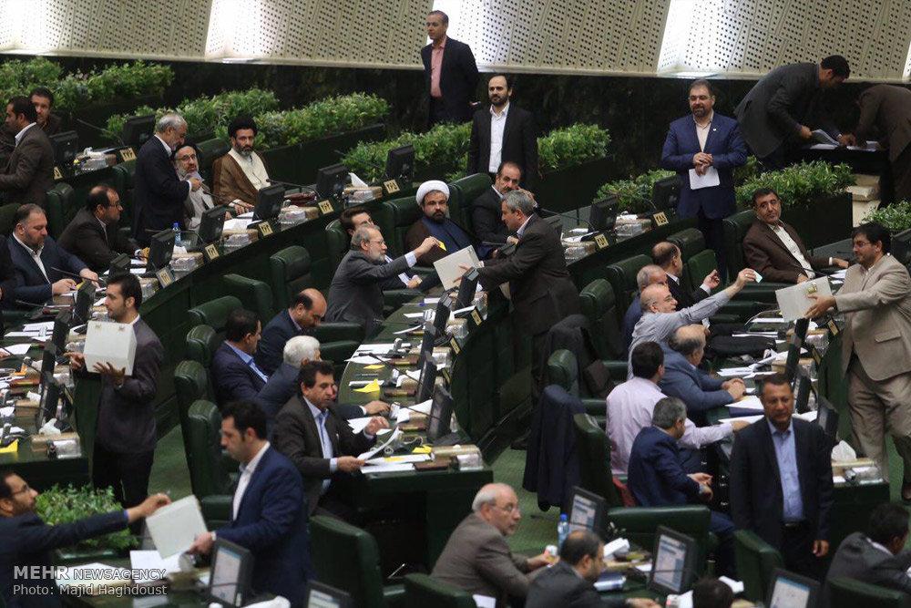 انتخابات هیات رئیسه دهمین دوره مجلس شورای اسلامی