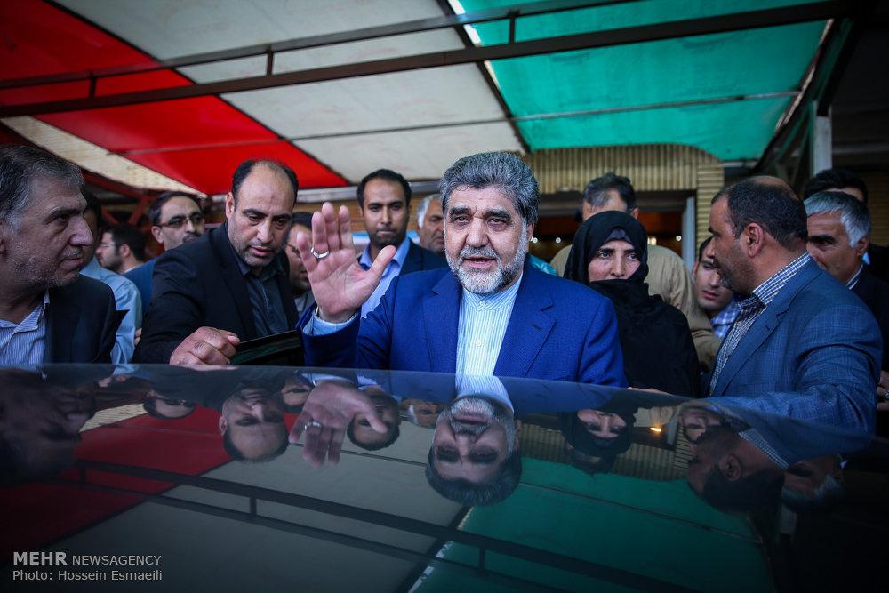Image result for استاندار تهران / هاشمی