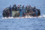 غرق شدن ۹۰۰ پناهجو در دریای مدیترانه