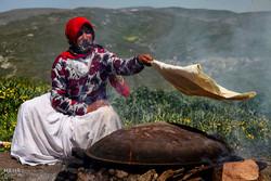 İran'da göçebe hayatı
