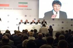 رئيس غرفة التجارة الايرانية يؤكد على ضرورة تفعيل الاتصال المصرفي