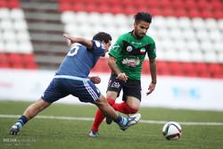 دیدار تیم های فوتبال هنرمندان ایران و آرژانتین