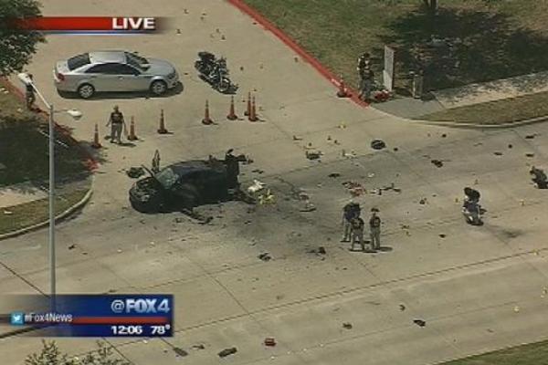 امریکہ میں فائرنگ سے 4 افراد ہلاک اور 5 زخمی