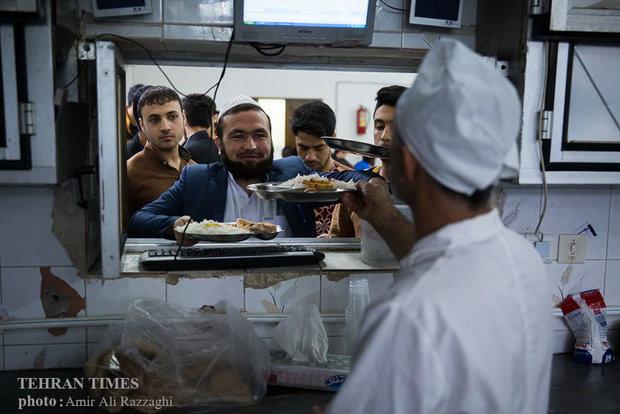 Life in Al-Mustafa al-Alamiya University
