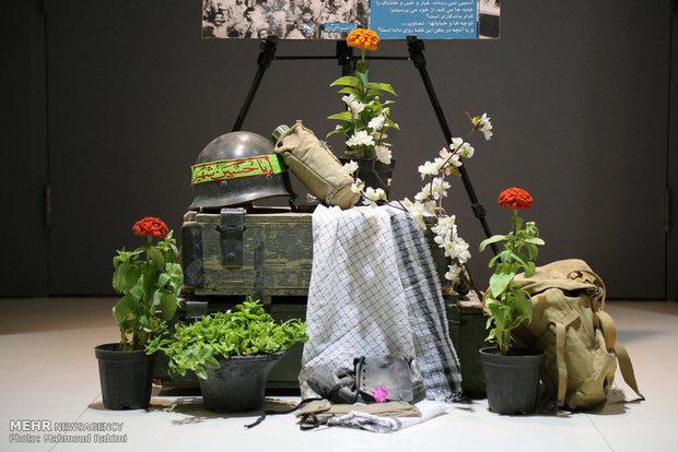 Exhibition on 'Resistance Culture' wraps up Mon.