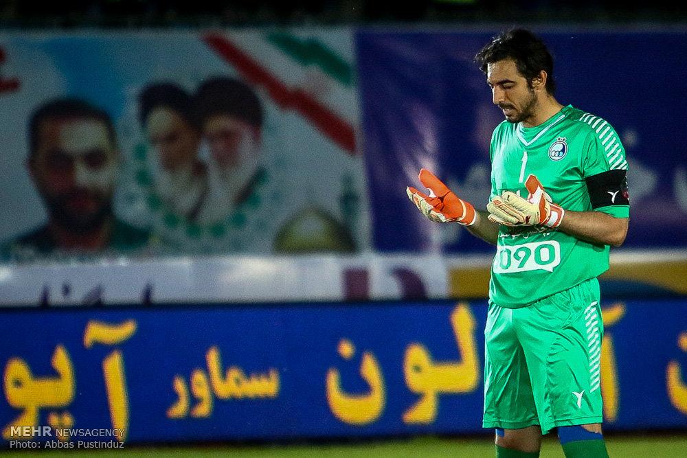 گزارش تصویری بازی فینال جام حذفی بین استقلال و ذوب آهن