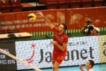باخت تیم ملی ایران مقابل فرانسه در ست نخست