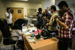 تدوین بانک اطلاعاتی روزنامه نگاران بهترین هدیه روز خبرنگار
