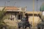 فیلم/نبرد سنگین عراقی ها با داعش در اطراف فلوجه