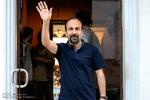 مراسم تقدیر خانه سینما از اصغر فرهادی