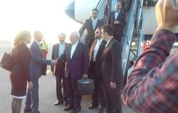 ایرانی وزیر خارجہ فن لینڈ پہنچ گئے