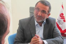 حضور حسین دشتی مدیر کل کمیته امداد آذربایجان شرقی در دفتر سرپرستی خبرگزاری مهر