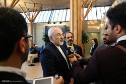 سفر محمد جواد ظریف وزیر امور خارجه به هلسینکی