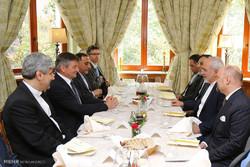 دیدار محمد جواد ظریف وزیر امور خارجه  با رئیس مجلس نمایندگان لهستان