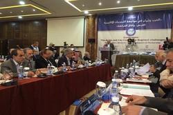 إنطلاق فعاليات مؤتمر إيران والعالم العربي في بيروت