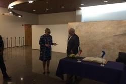 Iran, Finland to promote inter-parliamentary ties