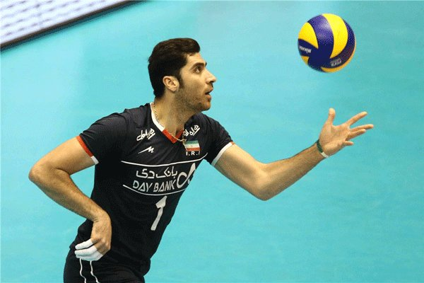 رای کمیته انضباطی فدراسیون والیبال برای شهرام محمودی صادر شد
