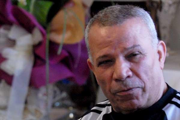 قهرمان پیشین وزنه برداری ایران تجلیل شد