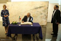 ایرانی وزیر خارجہ کی فن لینڈ کی پارلیمنٹ کے اسپیکر سے ملاقات