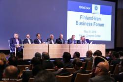 همایش تجاری و اقتصادی مشترک ایران و فنلاند