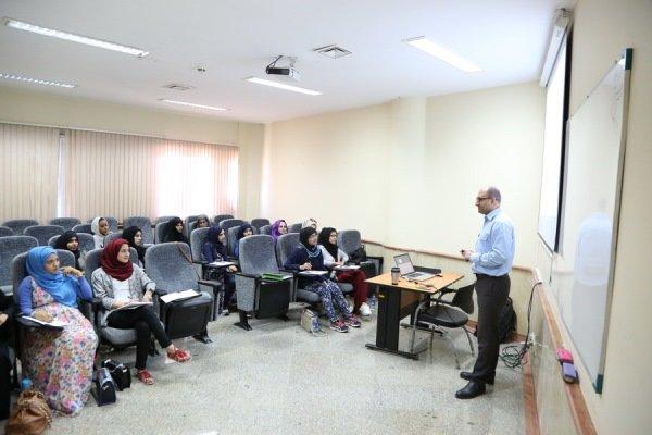 ایجاد سامانه دریافت درخواست تحصیل دانشجویان خارجی در دانشگاه یزد