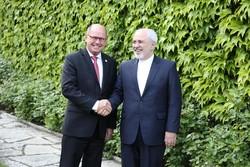 Zarif, Sweden parl. speaker discuss bilateral ties