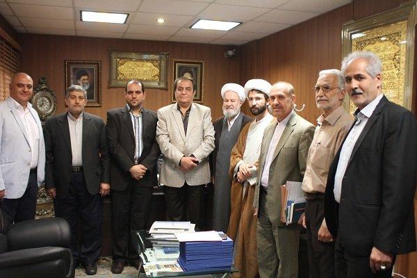 نشست مشترک مهد قرآن و صنف طلا فروشان