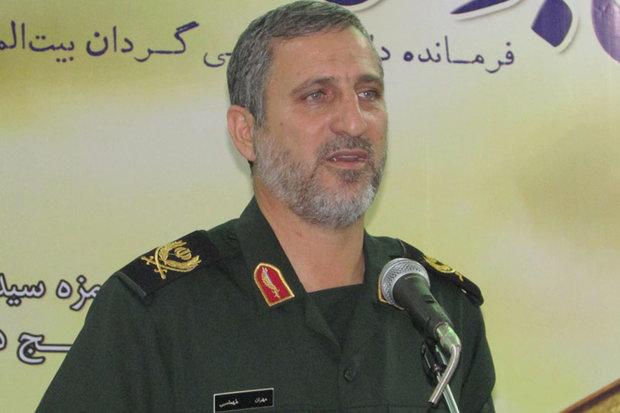 سردار مهران طهماسبی