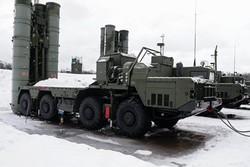 سامانه پدافند هوایی اس- 400 روسیه
