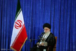 رہبر معظم کا حضرت امام خمینی (رہ) کی 27ویں برسی کے موقع پر عظيم الشان اجتماع سے اہم خطاب