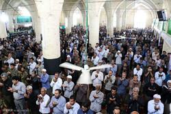 خمین  میں حضرت امام خمینی (رہ) کی 27 ویں برسی کا انعقاد
