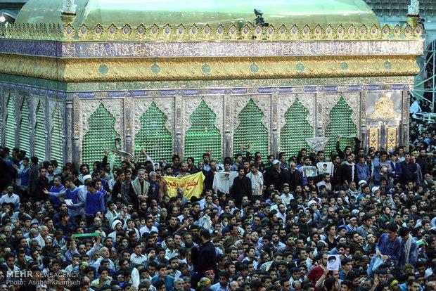 مراسم ذكرى رحيل الامام الخميني(ره) السابعة والعشرين