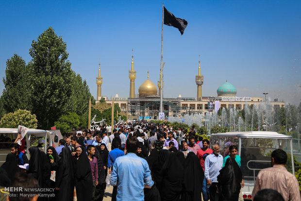 Ceremony to mark 27th anniv. of Imam Khomeini's demise