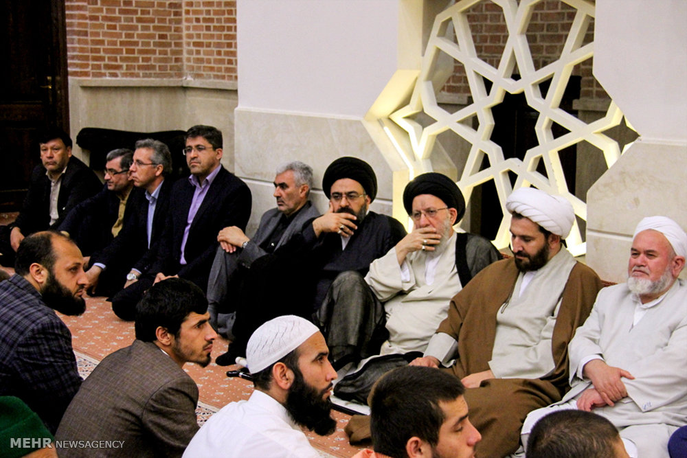 مراسم بزرگداشت بیست و هفتمین سالگرد ارتحال امام راحل در گرگان