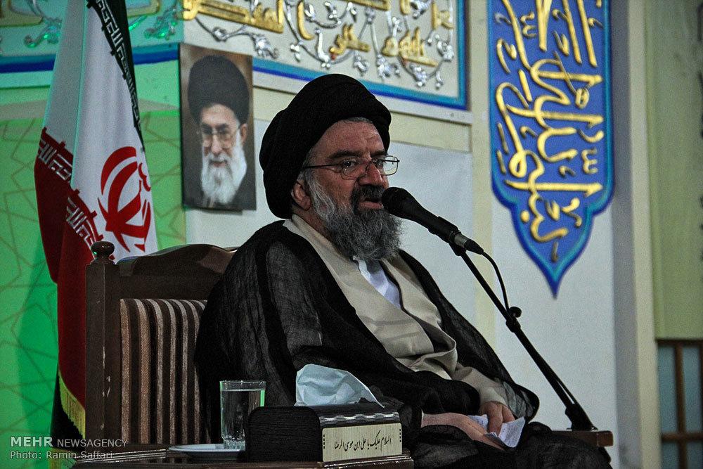 مراسم گرامیداشت سالگرد ارتحال امام خمینی (ره) در حرم مطهر رضوی