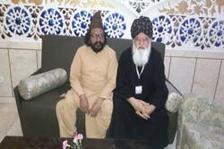 زعيم جمعية علماء باكستان يدعو السعودية الى اتاحة المجال لمشاركة الحجاج الايرانيين