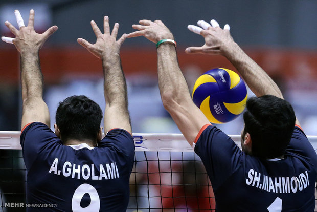 Iran achieve first-ever Olympic qualification