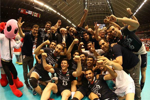 پایان ۵۲ سال انتظار/ تیم ملی والیبال ایران به المپیک راه یافت