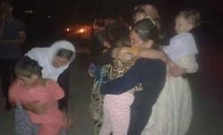 ۱۵ هاووڵاتی كوردی ئێزیدی له بندهستی داعش رزگار کران