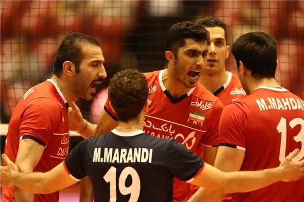 iran-venezuela volleyball