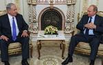 نتانیاهو با پوتین دیدار می کند