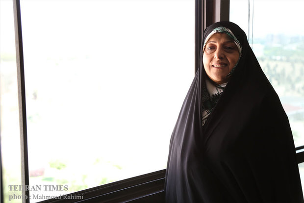 Tehran Times interview with Ebtekar