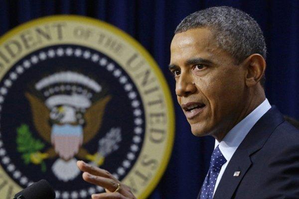 پیام تبریک اوباما به مناسبت حلول ماه مبارک رمضان