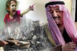 سعودی عرب کے خونخوار بادشاہ امارات کے بعد قطر پہنچ گئے