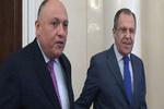 وزیر خارجه مصر ۲۹ و ۳۰ مرداد به مسکو سفر می کند/ دیدار با لاوروف