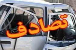 سوانح جادهای در ساوه ۲ کشته و ۹ مصدوم برجای گذاشت