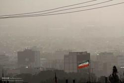نوسان میزان گرد و خاک هوای آبادان از ۶ تا ۱۷ برابرحد مجاز